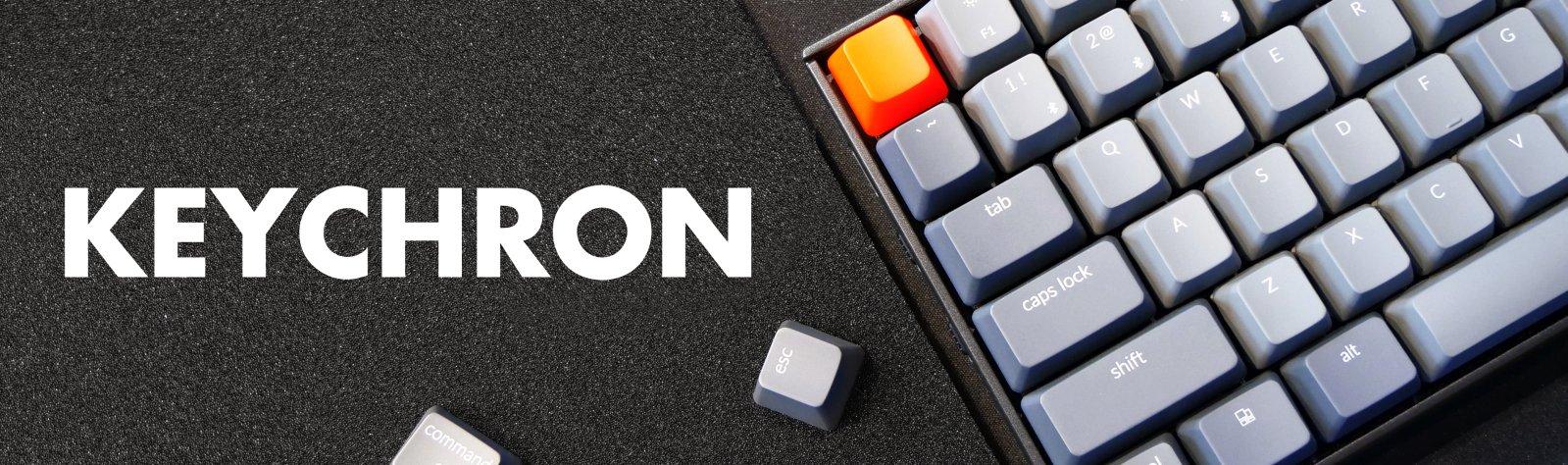 Keychron klaviatūrų apžvalga
