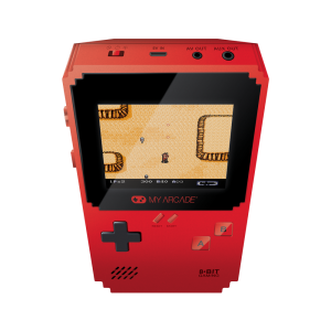 My Arcade Pixel Classic Delninė Žaidimų Konsolė - Spacebar.gg