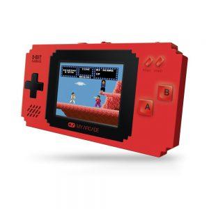 My Arcade Pixel Player Delninė Žaidimų Konsolė - Spacebar.gg