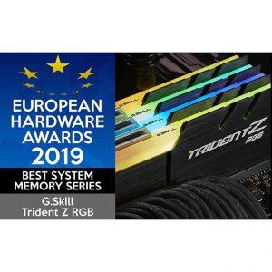 G.Skill Trident Z Royal Gold 16GB (2 × 8GB) 3600MHz CL18 - Spacebar.gg