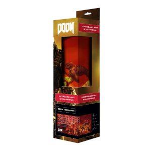Doom - Pelės Kilimėlis - Spacebar.gg
