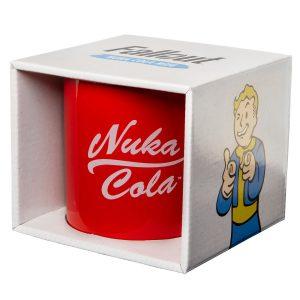 Fallout - Nuka Cola Puodelis - Spacebar.gg