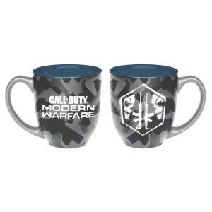 Call of Duty Modern Warfare - Battle Two Color Oversized Mug Puodelis - Spacebar.gg