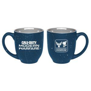 Call of Duty Modern Warfare - Maps Two Color Oversized Mug Puodelis - Spacebar.gg