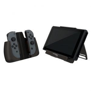 HyperX ChargePlay Clutch Nintendo Switch Krovimo Stotelė - Spacebar.gg