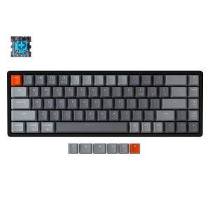 Keychron K6 68 Key Optical Žaidimų Klaviatūra - Spacebar.gg