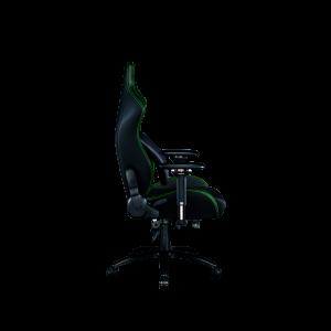 Razer Iskur Black/Green