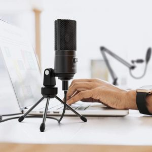 FIFINE T669 Mikrofonas+Stovas - Spacebar.gg