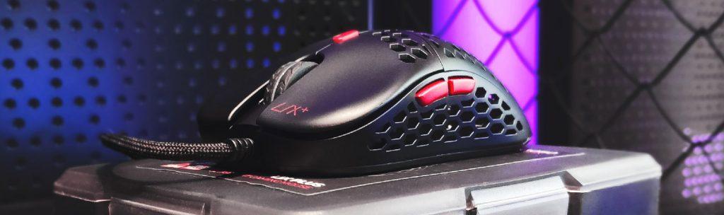 SPC Gear Lix Plus apžvalga