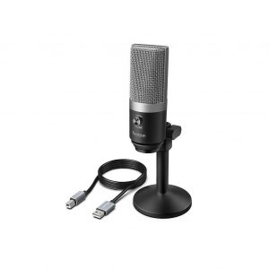 FIFINE K670 USB Mikrofonas - Spacebar.gg