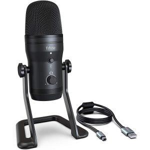FIFINE K690 USB Mikrofonas - Spacebar.gg