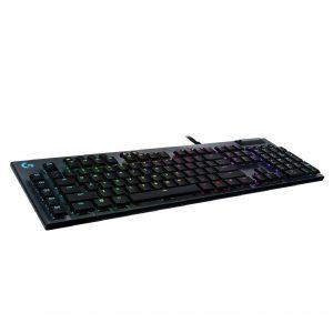 Logitech G815 Žaidimų Klaviatūra - Spacebar.gg
