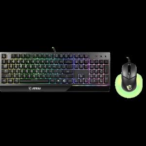 MSI Vigor GK30 Combo Žaidimų Klaviatūra - Spacebar.gg