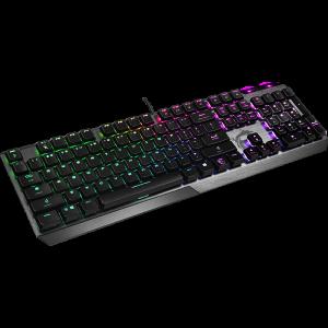 MSI Vigor GK50 Low Profile Žaidimų Klaviatūra - Spacebar.gg