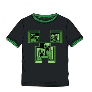Minecraft - Marškinėliai Creeper'iai Creeper'yje - Spacebar.gg